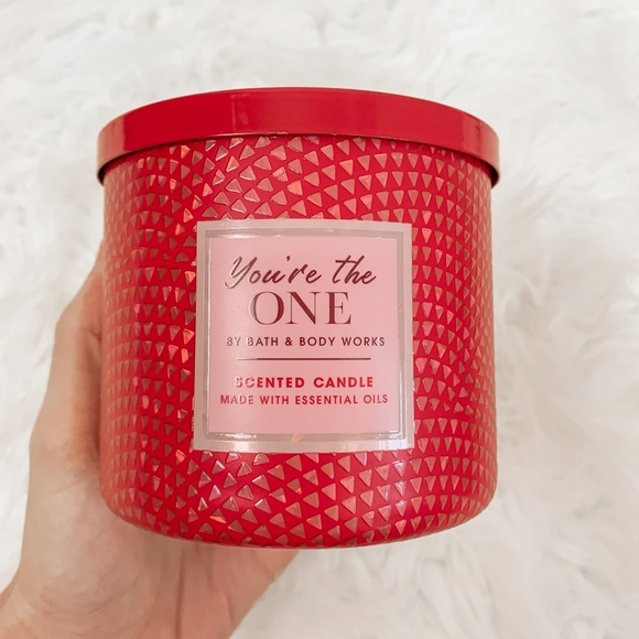 SOLDBath & Body Works You're the One 3 wick candle